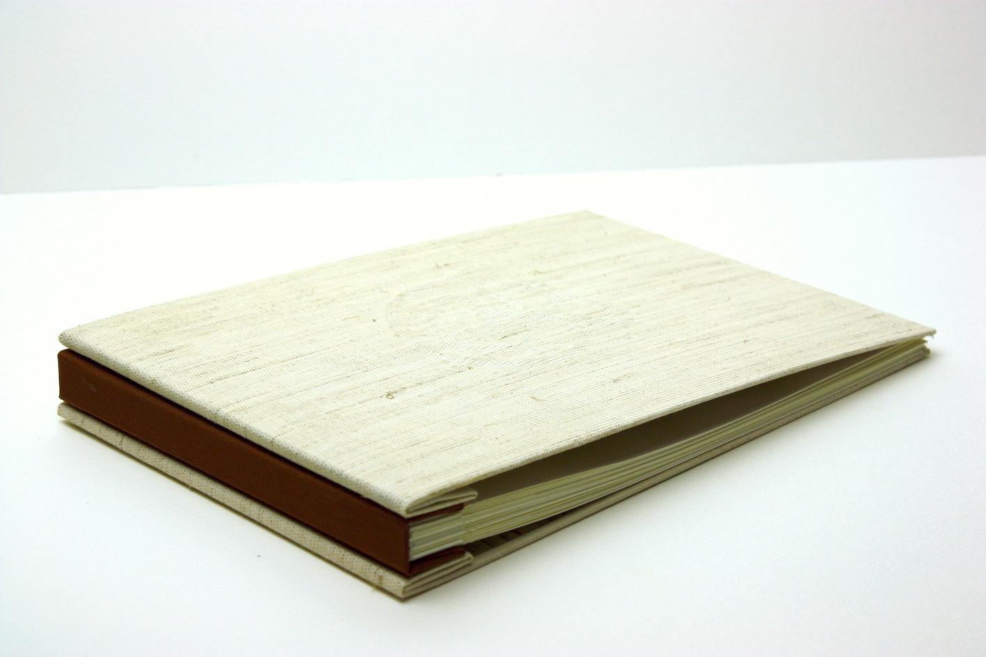 fotoalbum, boekbinden, fotoboek, handgemaakt, natuurlinnen, linnen